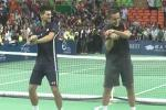 Novak Djokovic has Gangnam Style