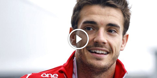 vid o le pilote de formule 1 jules bianchi est d c d l 39 ge de 25 ans vid o actualit s. Black Bedroom Furniture Sets. Home Design Ideas
