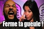 Non mais all� quoi, Nabilla clash�e par Dieudonn�