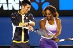 Novak Djokovic et Serena Williams ont le Gangnam Style