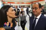 François Hollande pris en flagrant délit de drague en Australie